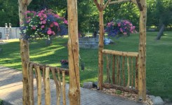 84 Backyard Decoration Ideas For Transform Your Backyard With A Quality Wood Pergola Or Arbor 1