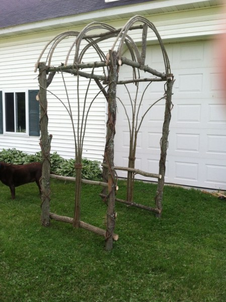 84 Backyard Decoration Ideas for Transform Your Backyard with A Quality Wood Pergola or Arbor 6350