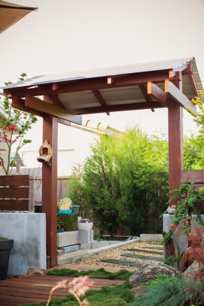 84 Backyard Decoration Ideas for Transform Your Backyard with A Quality Wood Pergola or Arbor 6352