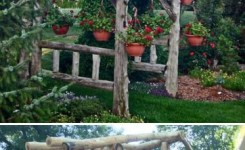 84 Backyard Decoration Ideas For Transform Your Backyard With A Quality Wood Pergola Or Arbor 77