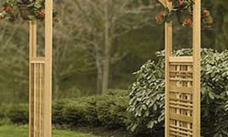 84 Backyard Decoration Ideas for Transform Your Backyard with A Quality Wood Pergola or Arbor