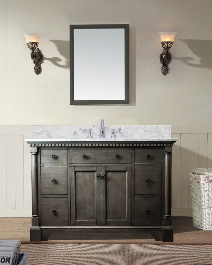 85 Bathroom Vanities - Adding A Unique touch to Your Bathroom Regardless Of Your Budget 5653