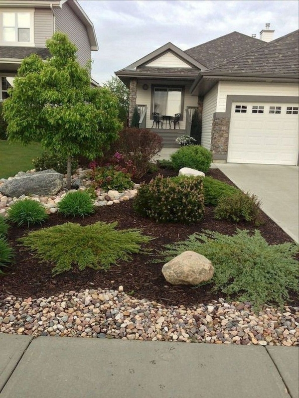 89 Best Choices Front Yard Landscaping Ideas On A Budget 4556