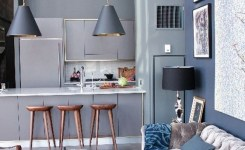 90 Attractive Interior Design Color Schemes From Various Rooms 12