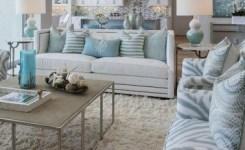 90 Attractive Interior Design Color Schemes From Various Rooms 13