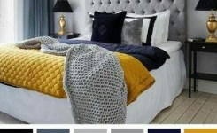 90 Attractive Interior Design Color Schemes From Various Rooms 46