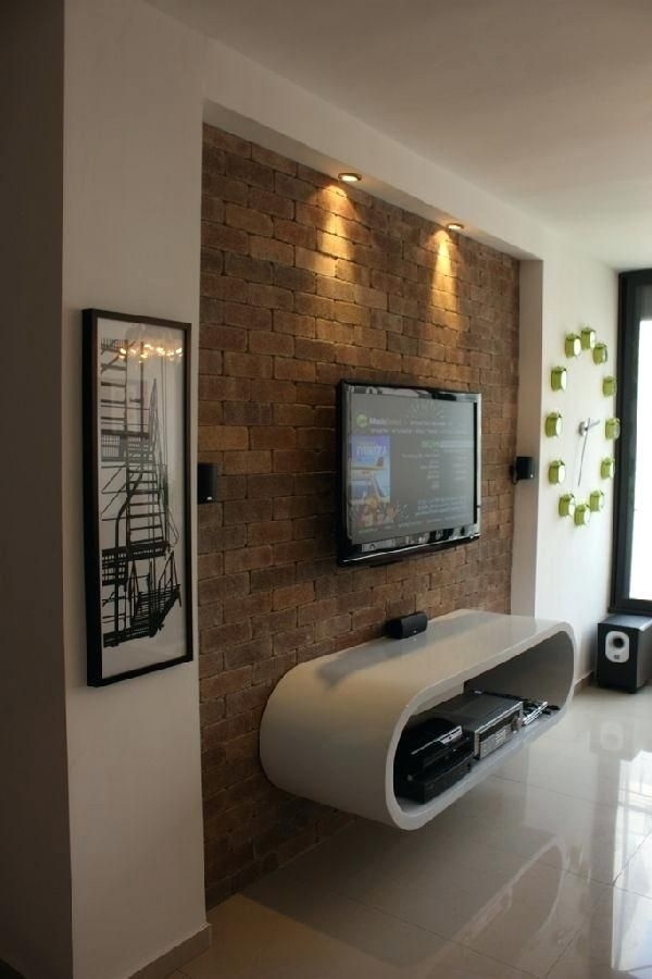 90 Most Popular Wall Mount Tv Ideas for Living Room 4628