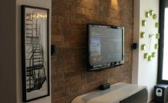 90 Most Popular Wall Mount Tv Ideas For Living Room 12