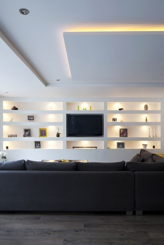90 Most Popular Wall Mount Tv Ideas for Living Room 4653