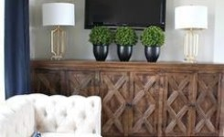 90 Most Popular Wall Mount Tv Ideas For Living Room 50