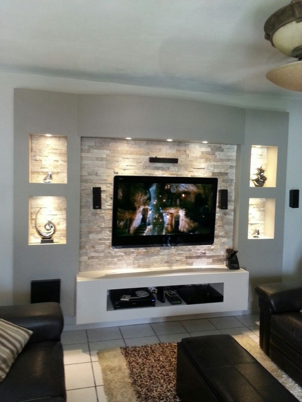 90 Most Popular Wall Mount Tv Ideas for Living Room 4622