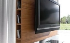 90 Wall Mount Tv Ideas For Small Living Room 12