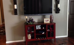 90 Wall Mount Tv Ideas For Small Living Room 36