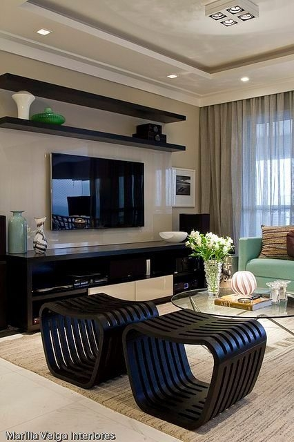 90 Wall Mount Tv Ideas for Small Living Room 4750
