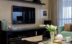 90 Wall Mount Tv Ideas For Small Living Room 42