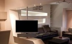 90 Wall Mount Tv Ideas For Small Living Room 75