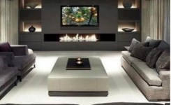 90 Wall Mount Tv Ideas For Small Living Room 8