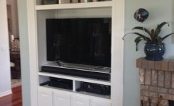 90 Wall Mount Tv Ideas For Small Living Room 85