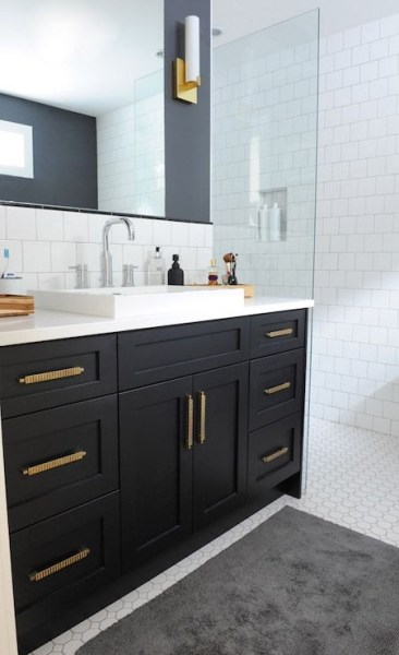 91 Bathroom Vanity Cabinet Designs - How to Define Your Vanity Style and Create A Beautiful Bathroom 5728