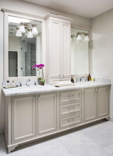 91 Bathroom Vanity Cabinet Designs - How to Define Your Vanity Style and Create A Beautiful Bathroom 5769