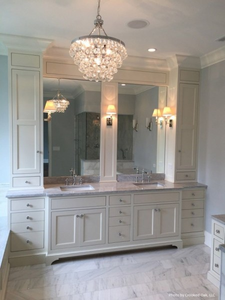 91 Bathroom Vanity Cabinet Designs - How to Define Your Vanity Style and Create A Beautiful Bathroom 5687