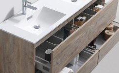 91 Modern Double Bathroom Vanity Is Your Modern Double Bathroom Vanity Large Enough To Accommodate Two People Simultaneously 21