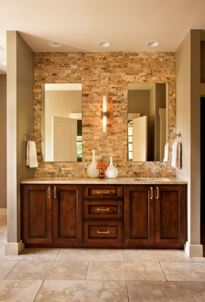 91 Modern Double Bathroom Vanity - is Your Modern Double Bathroom Vanity Large Enough to Accommodate Two People Simultaneously? 5901