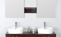 91 Modern Double Bathroom Vanity Is Your Modern Double Bathroom Vanity Large Enough To Accommodate Two People Simultaneously 43
