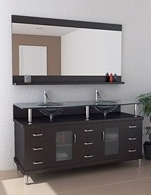 91 Modern Double Bathroom Vanity - is Your Modern Double Bathroom Vanity Large Enough to Accommodate Two People Simultaneously? 5915