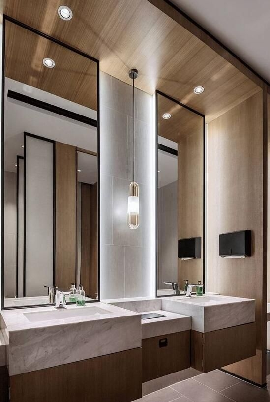 91 Modern Double Bathroom Vanity - is Your Modern Double Bathroom Vanity Large Enough to Accommodate Two People Simultaneously? 5917