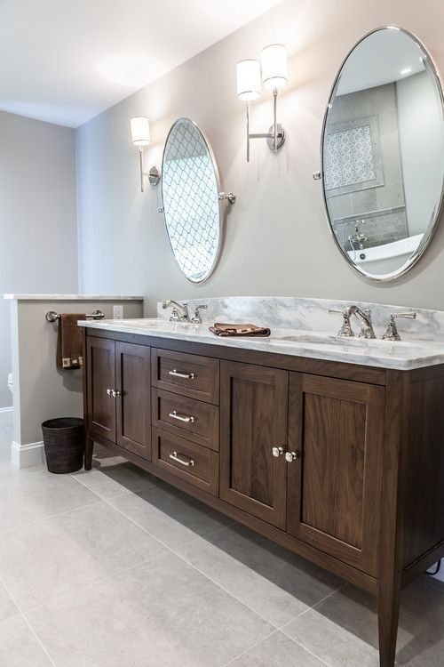 91 Modern Double Bathroom Vanity - is Your Modern Double Bathroom Vanity Large Enough to Accommodate Two People Simultaneously? 5922