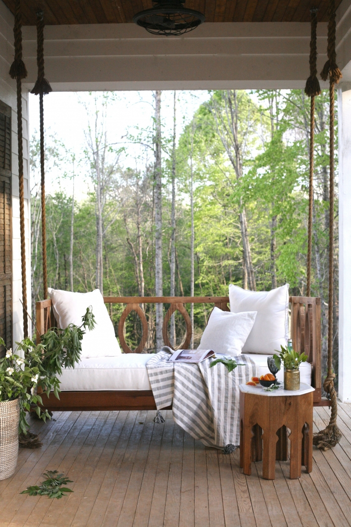 92 Awesome Porch Swing Ideas In Backyard - 7 Tips for Choosing the Perfect Porch Swing for Your Backyard Paradise 6165