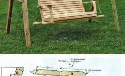 92 Awesome Porch Swing Ideas In Backyard 7 Tips For Choosing The Perfect Porch Swing For Your Backyard Paradise 32