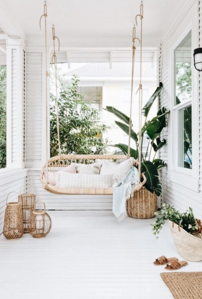 92 Awesome Porch Swing Ideas In Backyard - 7 Tips for Choosing the Perfect Porch Swing for Your Backyard Paradise 6196