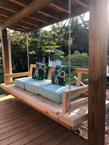 92 Awesome Porch Swing Ideas In Backyard - 7 Tips for Choosing the Perfect Porch Swing for Your Backyard Paradise 6199