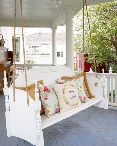 92 Awesome Porch Swing Ideas In Backyard - 7 Tips for Choosing the Perfect Porch Swing for Your Backyard Paradise 6211