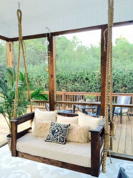 92 Awesome Porch Swing Ideas In Backyard - 7 Tips for Choosing the Perfect Porch Swing for Your Backyard Paradise 6167