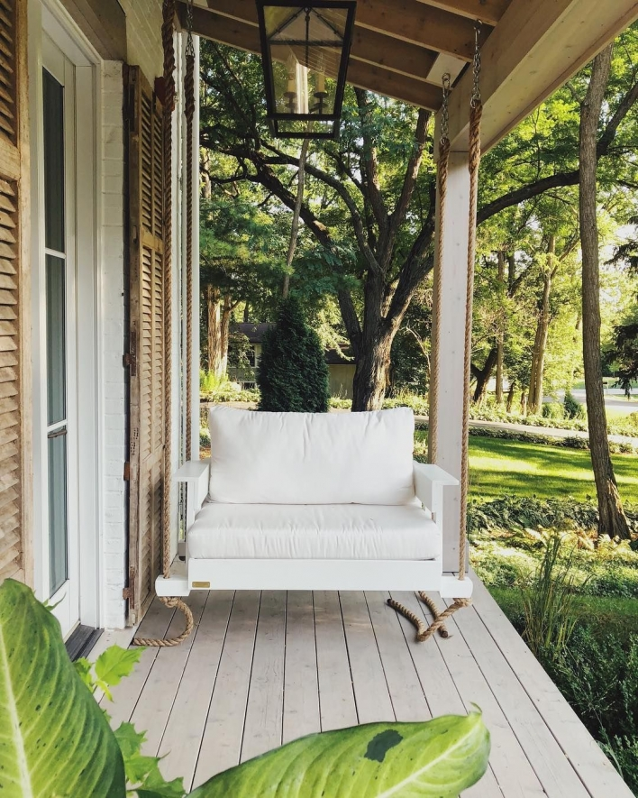 92 Awesome Porch Swing Ideas In Backyard - 7 Tips for Choosing the Perfect Porch Swing for Your Backyard Paradise 6248