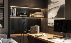 97 Home Office Design Ideas That Look Elegant Following Easy Tips For Decorating 30