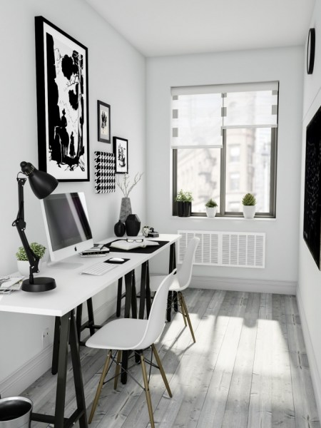 97 Home Office Design Ideas that Look Elegant Following Easy Tips for Decorating 5350