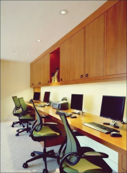 97 Home Office Design Ideas that Look Elegant Following Easy Tips for Decorating 5354