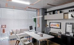 97 Home Office Design Ideas That Look Elegant Following Easy Tips For Decorating 48