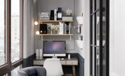 97 Home Office Design Ideas That Look Elegant Following Easy Tips For Decorating 63