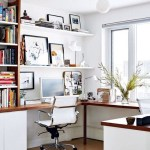 97 Home Office Design Ideas that Look Elegant Following Easy Tips for Decorating 5390