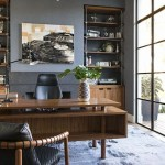 97 Home Office Design Ideas that Look Elegant Following Easy Tips for Decorating 5403