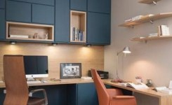 97 Home Office Design Ideas That Look Elegant Following Easy Tips For Decorating 91