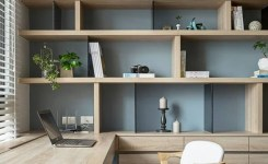 97 Home Office Design Ideas That Look Elegant Following Easy Tips For Decorating