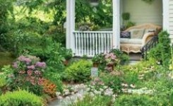 99 Small Front Yard Landscaping Ideas Low Maintenance 2