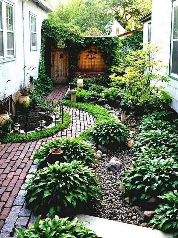 99 Small Front Yard Landscaping Ideas Low Maintenance 4414