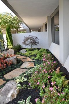 99 Small Front Yard Landscaping Ideas Low Maintenance 4421